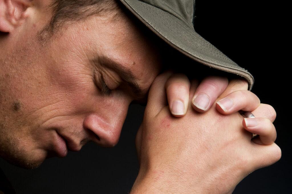 Heilen durch Gebet